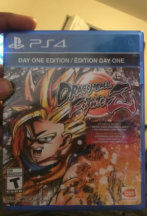 Dragon ball z PS4 for Sale in Annapolis, MD