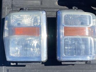 08-10 F250 OEM Headlights for Sale in Virginia Beach,  VA