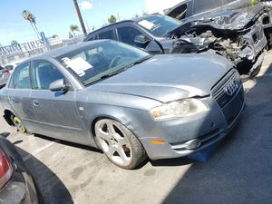 2007 audi a4 quattro 2.0t parts car parting out 2.0t engune transmissiom suspension everything for Sale in Lawndale, CA