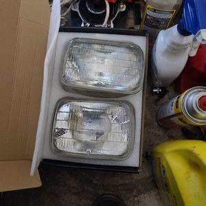 3 Jeep Xj Headlights for Sale in Auburn, WA