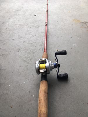 Okuma / Daiwa Baitcaster Rod and Reel for Sale in Bartow, FL