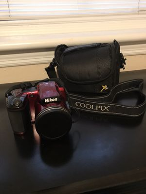 Nikon Coolpix L840 Digital Camera for Sale in New Britain, CT