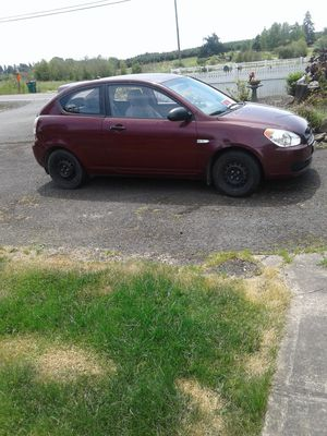 2007 Hyundai Accent 143000 runs really good for Sale in Newberg, OR