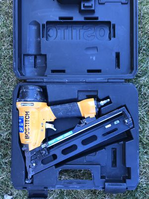 """Bostitch 2-1/2"""" Finish Nailer 15 Gauge for Sale in East Norriton, PA"""