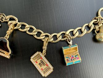 Juicy Couture Charm Bracelet for Sale in Leesburg,  VA
