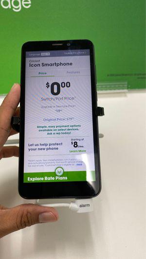 Free cricket icon smartphone for Sale in Bridgeville, DE