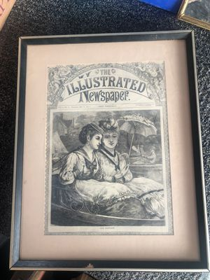 The illustrated newspaper 1871 for Sale in Fresno, CA