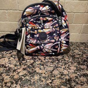 Kipling Alber 3-in-1 Mini Floral Backpack for Sale in Tustin, CA
