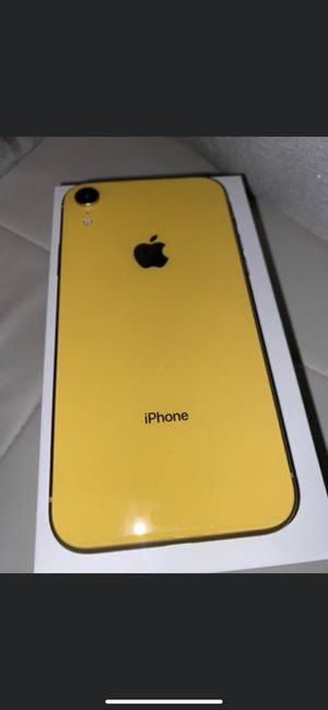 iPhone XR for Sale in Vienna, MO
