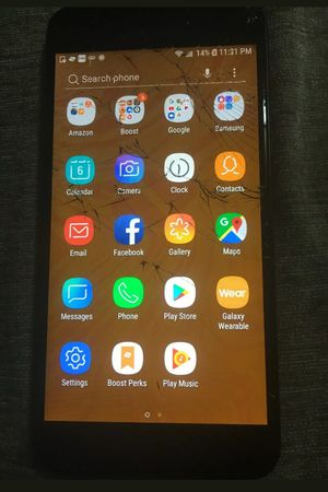 Samsung Galaxy J3 Boost Mobile Sprint 32gb for Sale in Lexington, KY