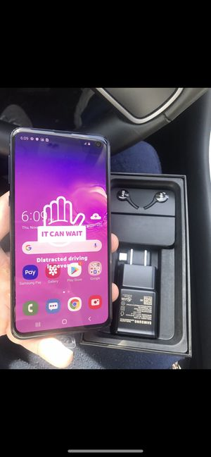 Samsung Galaxy S10e 128gb! Factory unlocked! Brand new never used! for Sale in Glendale, AZ