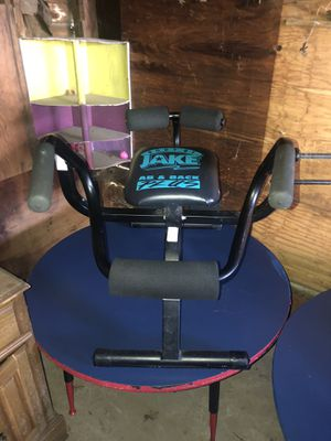 Ab and back exercise equipment for Sale in Allen Park, MI