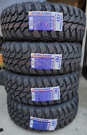 245 70 17 MUD TERRAIN TIRES for Sale in Rancho Cucamonga, CA