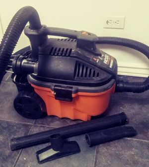 Ridgid 4 gal. Wet/Dry Vac for Sale in Pueblo West, CO