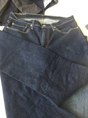 Levi's Mens 34 x30 dark jeans for Sale in Dublin, OH