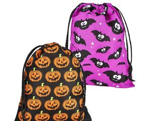 NEW- 12pc Halloween Trick or Treat Drawstring Bags for Sale in East Hanover, NJ