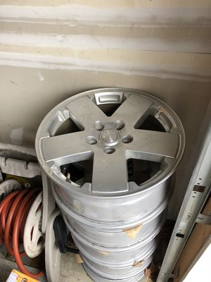 Jeep wheels for Sale in Bunker Hill, WV