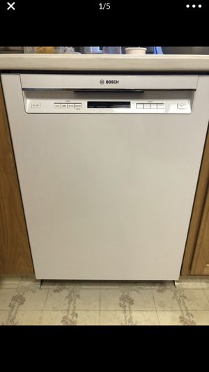 Bosch dishwasher 300 series perfect condition for Sale in Sunnyvale, CA