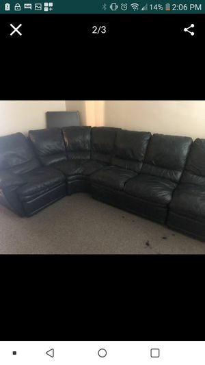 Sectional couch for Sale in Foxborough, MA