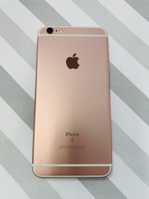 Factory unlocked iphone 6s plus 64gb for Sale in Boston, MA