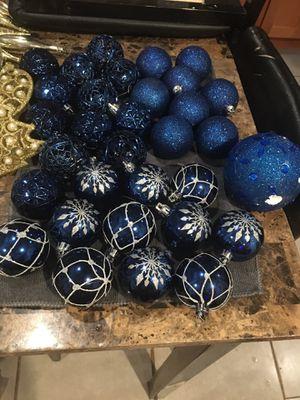 Blue ornaments for Sale in Compton, CA