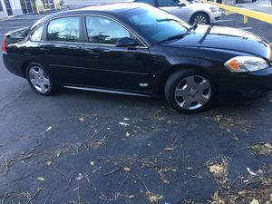 09 Chevy Impala SS for Sale in Pittsburgh, PA
