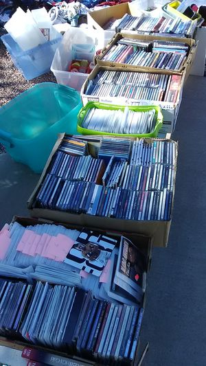 Tons of dvd and cds for Sale in Henderson, NV