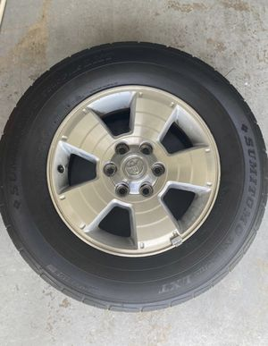 All 4 rims for Toyota 4Runner for Sale in Kissimmee, FL