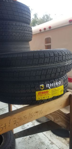 "13"" Trailer tires for Sale in Hudson, FL"