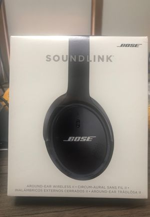 Brand new Bose wireless headphones for Sale in Chicago Heights, IL