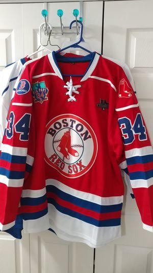 David Ortiz jersey adult XL for Sale in Boston, MA