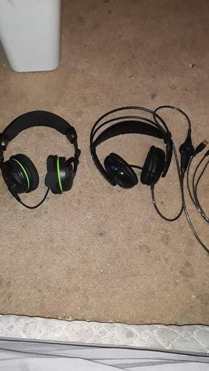 Turtle beach gaming headphones for Sale in Arlington, TX