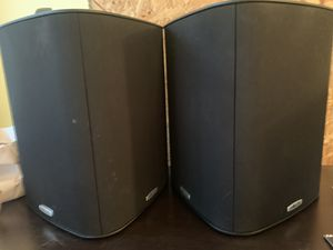 Polk Audio FXI A6 Surround Sound Speakers for Sale in Riverview, FL