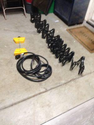 RV 30 amp cord hose holder and wheel locker for Sale in Oceanside, CA