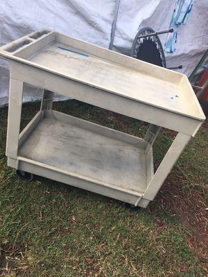 Plastic cart good for Sale in Hayward, CA