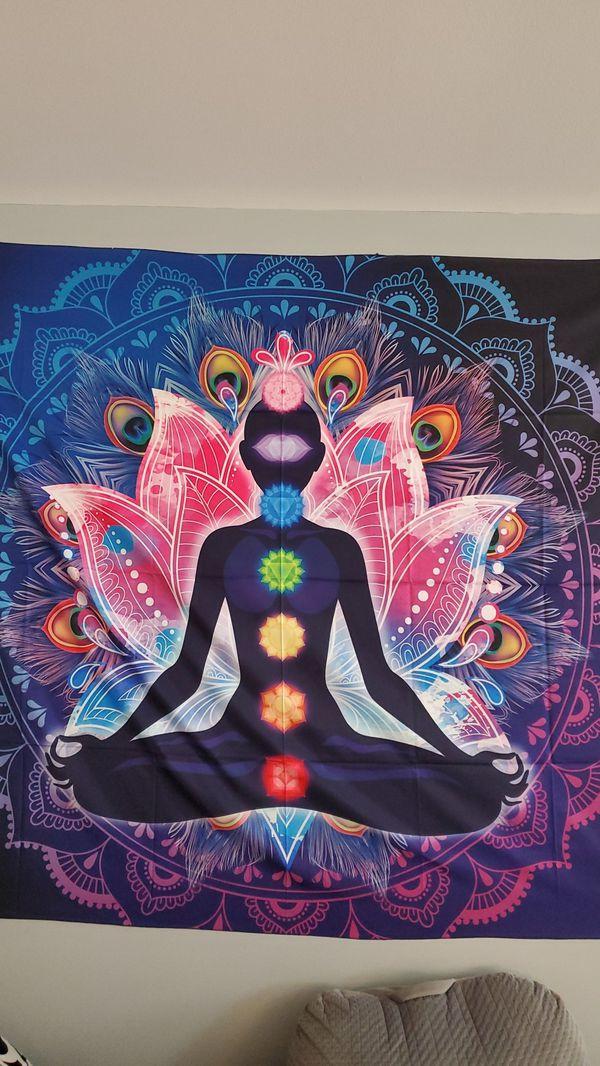Charka tapestry