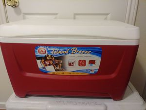45L igloo cooler for Sale in Austin, TX