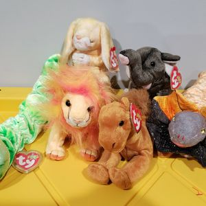 Ty Beanie Babies 2000 Set Of 6 for Sale in Artesia, CA