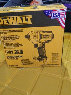 DeWalt Half Inch Mid Torque Impact for Sale in Cape Coral,  FL