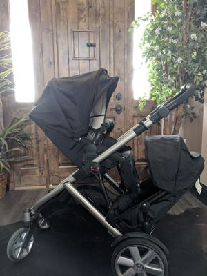 BRITAX B-READY DOUBLE (or single) STROLLER for Sale in Fort Meade, FL