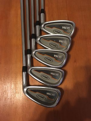 Wilson Ultra Golf Clubs for Sale in Riverview, FL