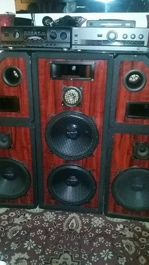 Pro studio speakers for Sale in Haverhill, MA