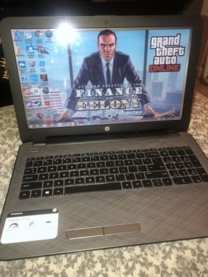 HP Notebook touch screen 15.6 inch HD for Sale in Franklin Square, NY