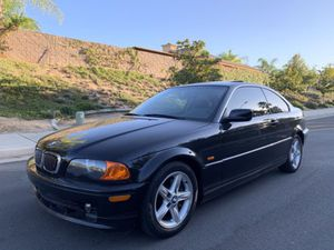 Bmw e46 330ci part out ( for parts ) black for Sale in Burbank, CA