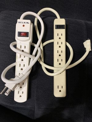 Two Electrical Multi Plugs for Sale in Alexandria, VA