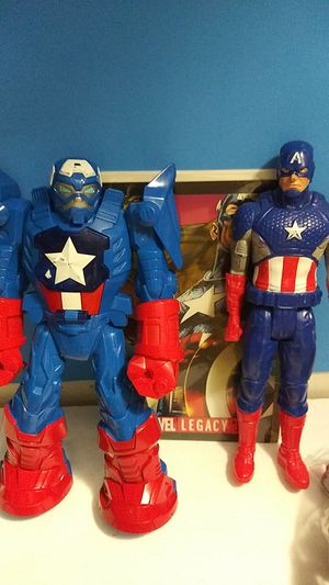Action Figure, Captain America for Sale in Carmichael, CA