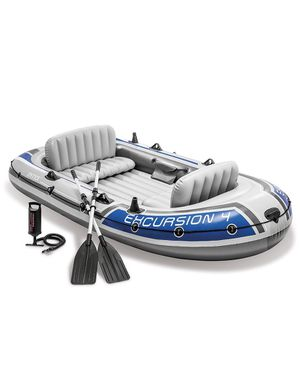 Brand New Intex Excursion 4 Inflatable Boat Series for Sale in Fremont, CA