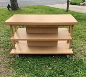 Shelves on wheels for Sale in Wood River, IL