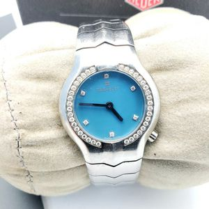 CHRISTMAS Special Womens Tag Heuee Diamond Dial & Bezel St. Steel Paid $2800 for Sale in Hialeah, FL