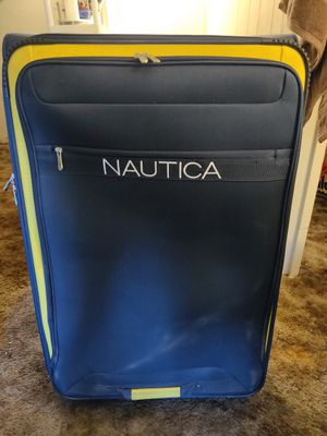Nautica Large Rolling Travel Duffel for Sale in Milwaukie, OR